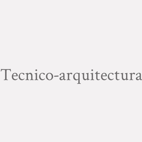 Tecnico-arquitectura