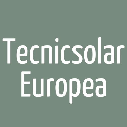 Tecnicsolar Europea