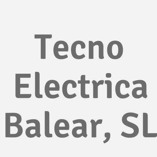 Tecno Electrica Balear, S.L.