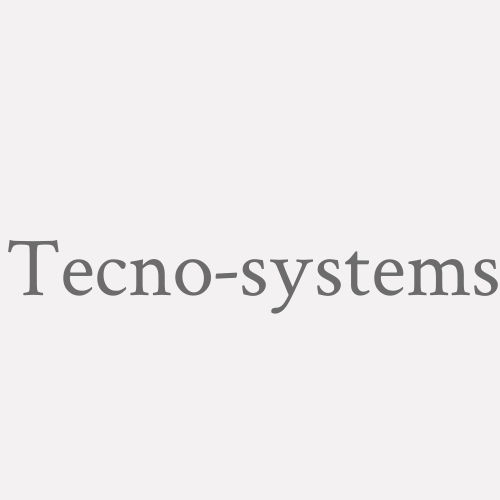 Tecno-systems
