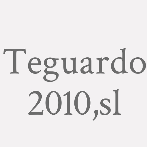 Teguardo 2010,S.L.