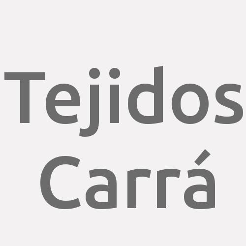 Tejidos Carrá