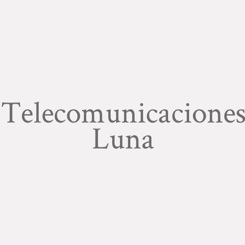 Telecomunicaciones Luna