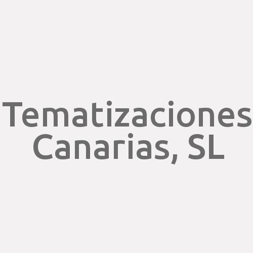 Tematizaciones Canarias, S.l.