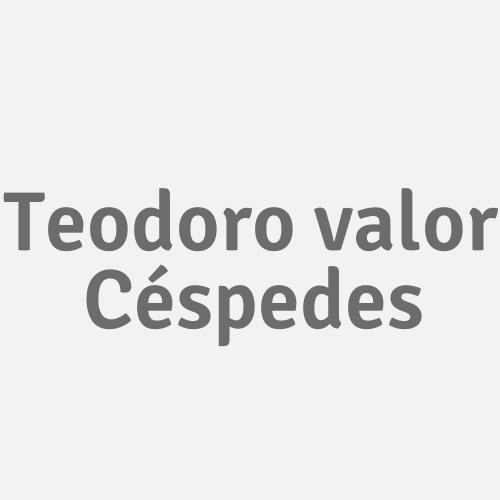 Teodoro Valor Céspedes