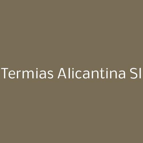 Termias Alicantina SL