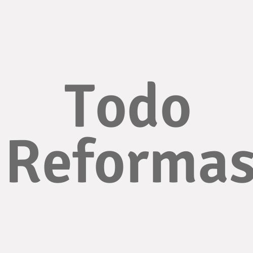 Todo Reformas