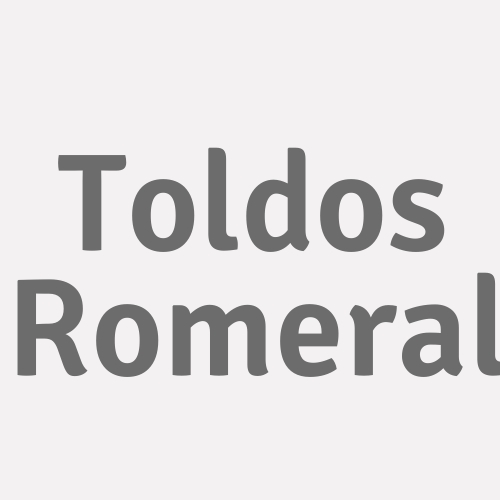 Toldos Romeral