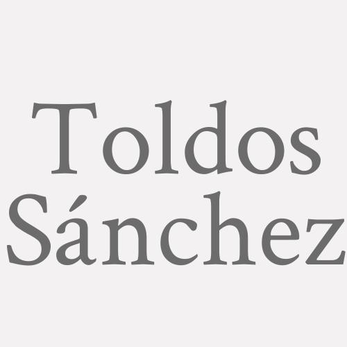 Toldos Sánchez