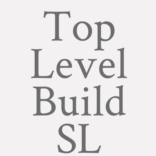 Top Level Build S.L.