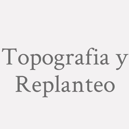 Topografia Y Replanteo