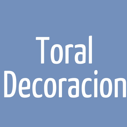 Toral Decoración