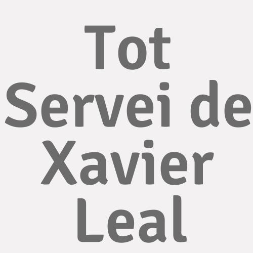 Tot Servei de Xavier Leal