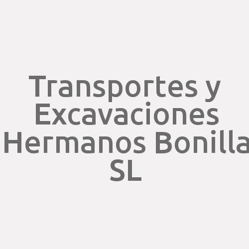 Transportes y Excavaciones Hermanos Bonilla SL