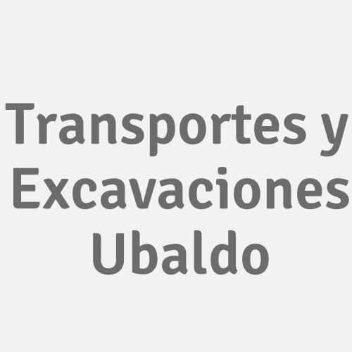 Transportes y Excavaciones Ubaldo