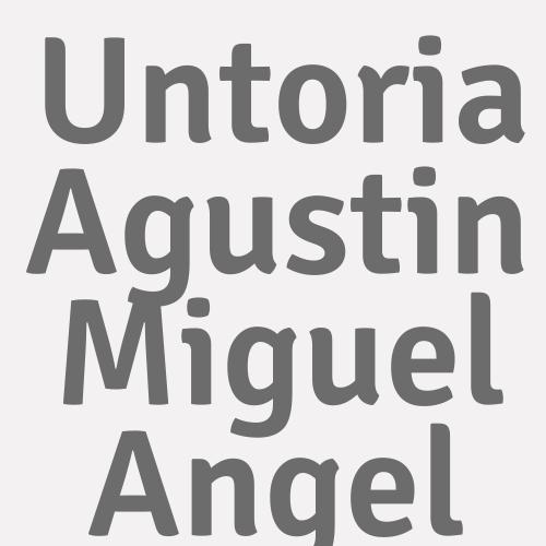 Untoria Agustin Miguel Angel
