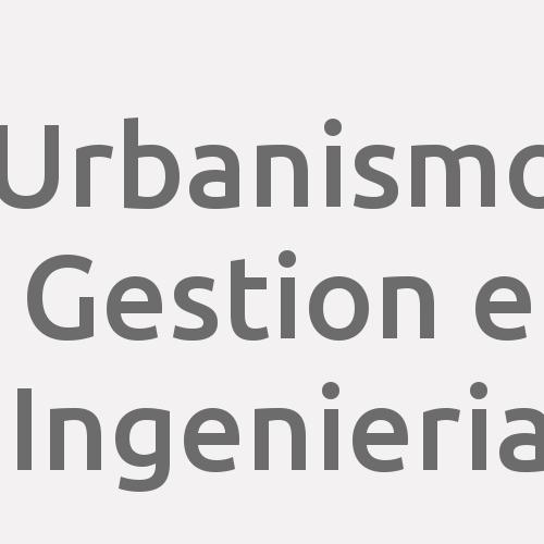 Urbanismo Gestion e Ingenieria