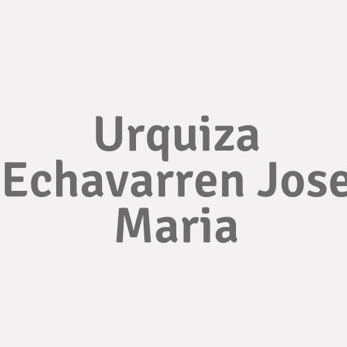 Urquiza Echavarren Jose Maria