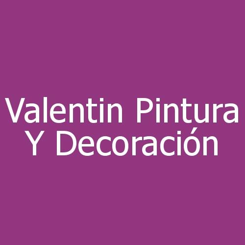 Valentin Pintura y Decoración