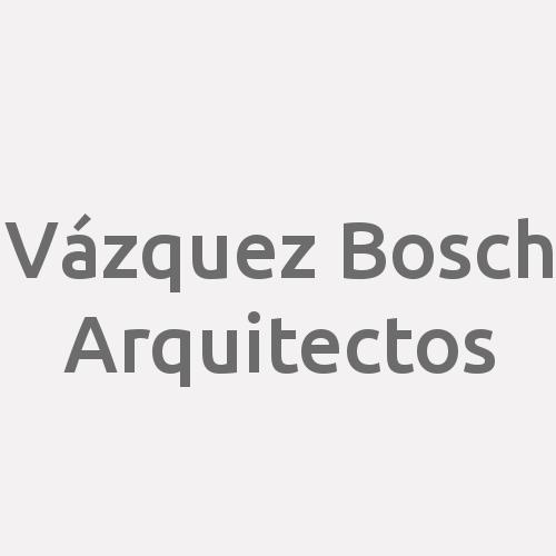 Vázquez Bosch Arquitectos