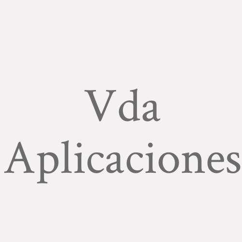 Vda Aplicaciones