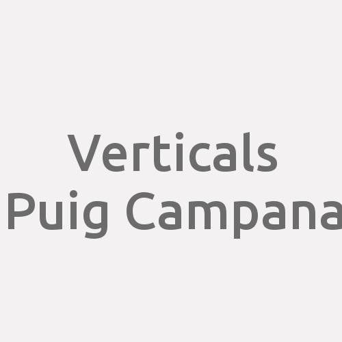Verticals Puig Campana