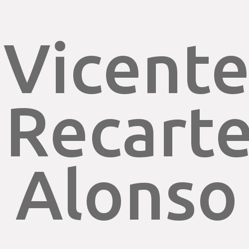 Vicente Recarte Alonso