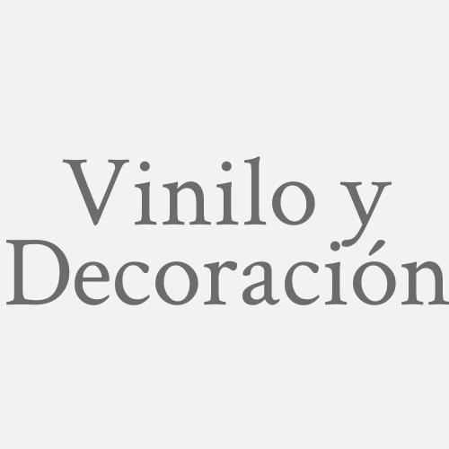 Vinilo Y Decoración