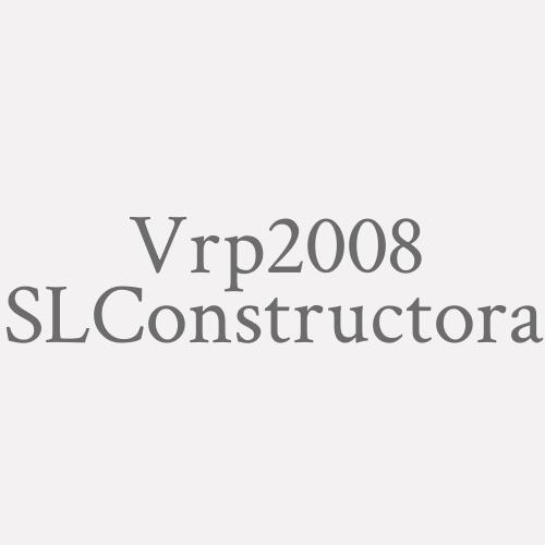 V.R.P.2008 S.L Constructora