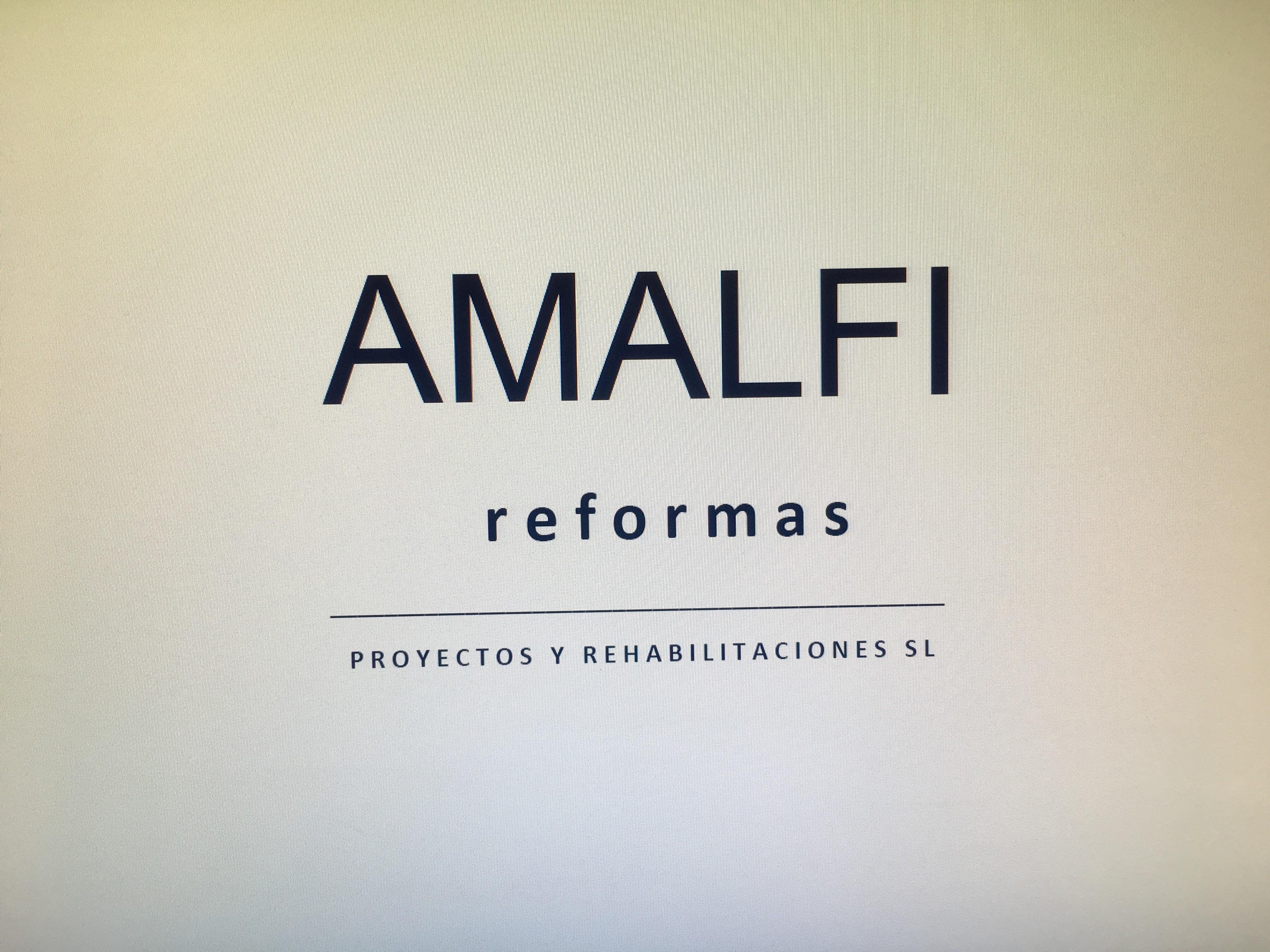 AMALFI PROYECTOS Y REHABILITACIONES SL
