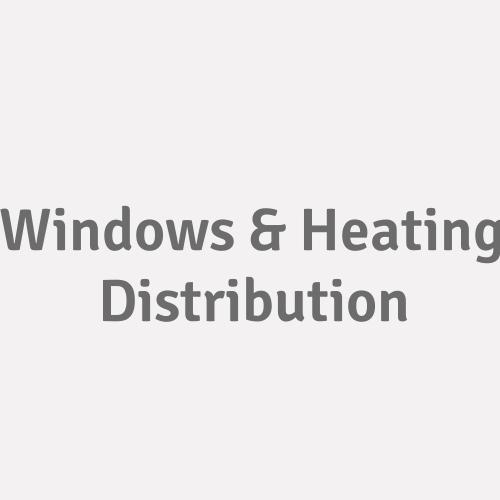 Windows & Heating Distribution