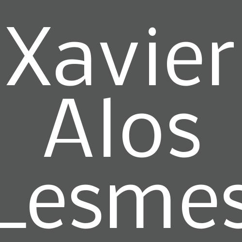 Xavier Alos Lesmes