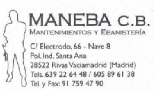 Carpintería Maneba: Mantenimientos Y Ebanistería