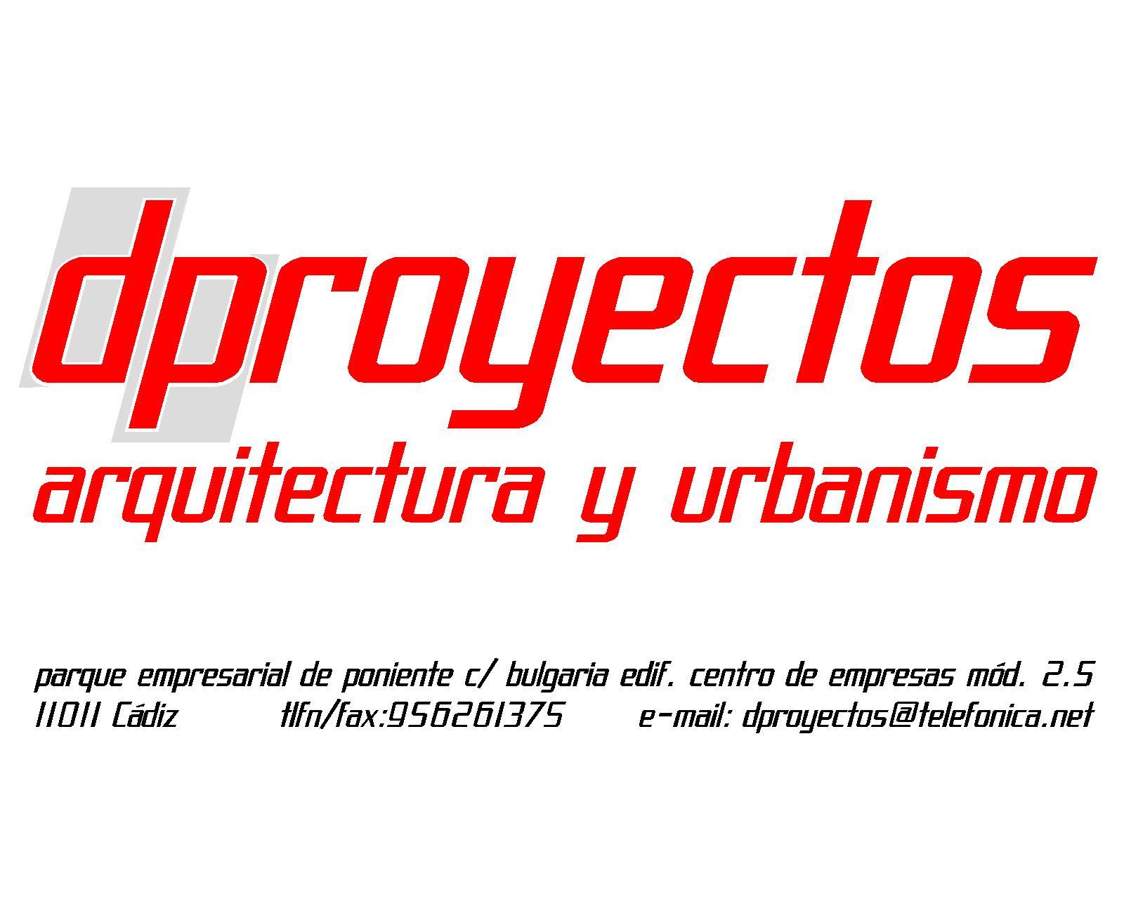 Dproyectos, Arquitectura Y Urbanismo