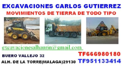 Excavaciones Carlos Gutierrez