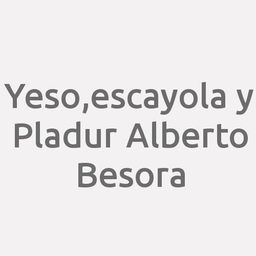Yeso,escayola Y Pladur Alberto Besora