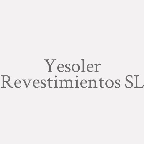 Yesoler Revestimientos S.l.