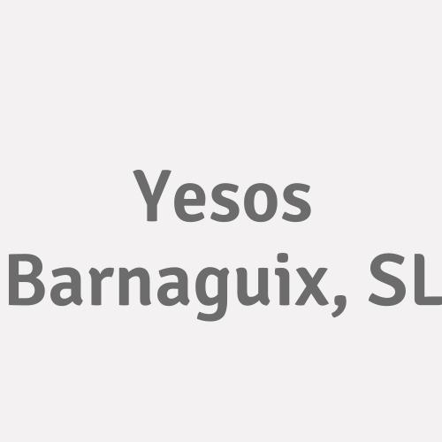 Yesos Barnaguix, S.l