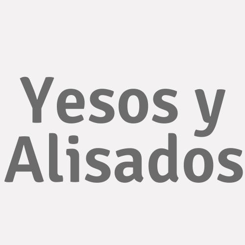Yesos Y Alisados