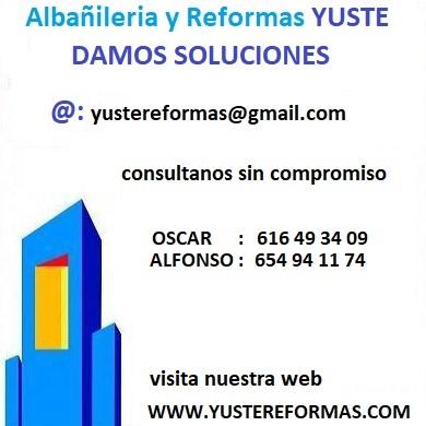Albañileria Y Reformas Yuste S.l.