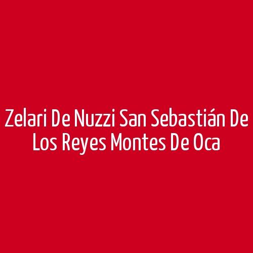 Zelari de Nuzzi San Sebastián de Los Reyes Montes de Oca