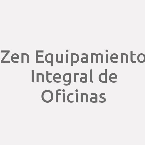 Zen Equipamiento Integral de Oficinas