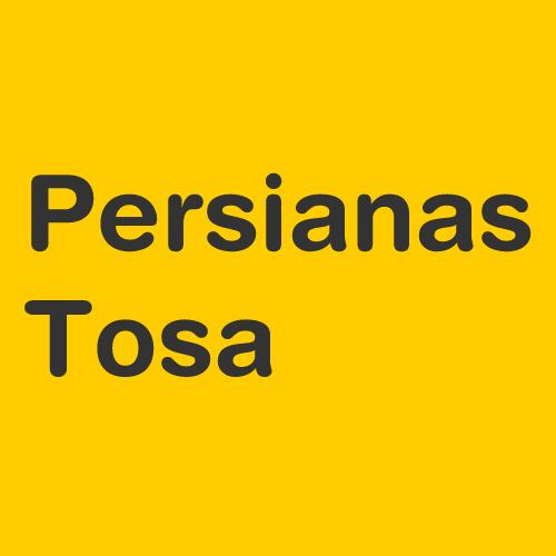 Persianas Tosa