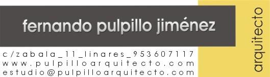 Fernando Pulpillo Jiménez, Arquitecto