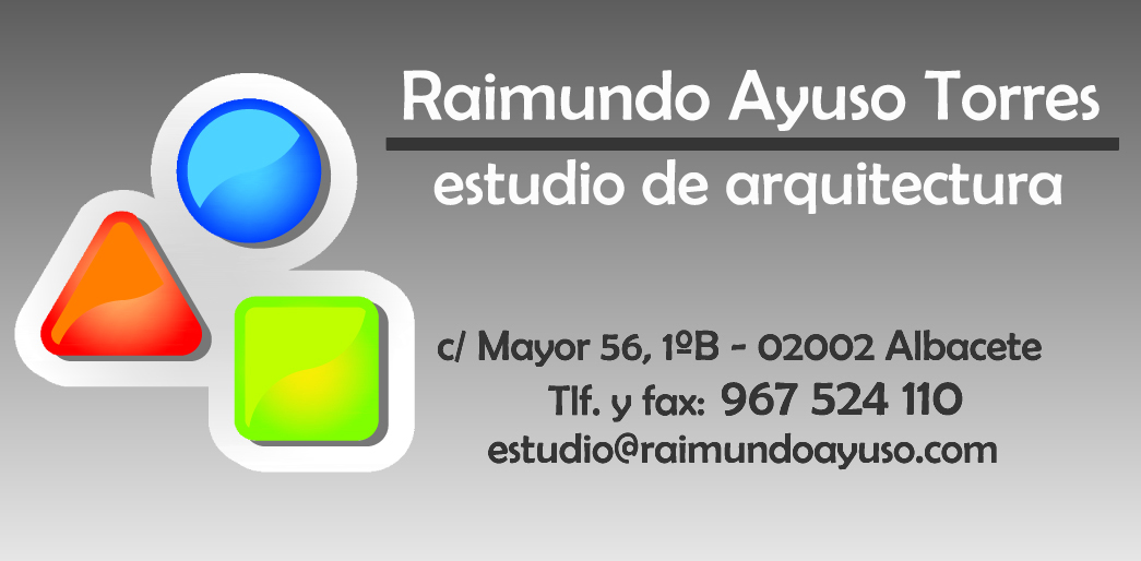 Estudio De Arquitectura Raimundo Ayuso Torres