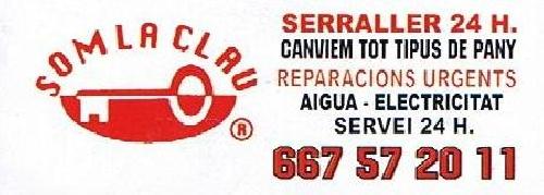 Cerrajeros 24 Horas Girona