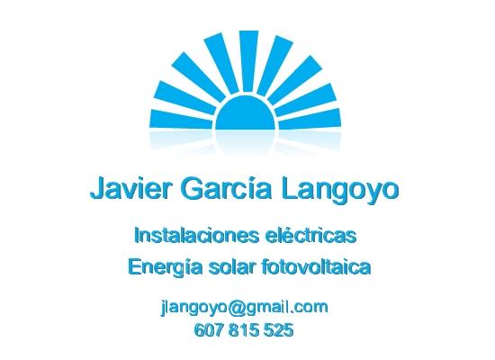 Javier García Langoyo