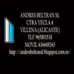 Andres Beltran Sl
