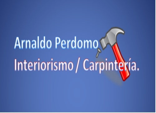 Arnaldo Perdomo Interiorismo/carpintería