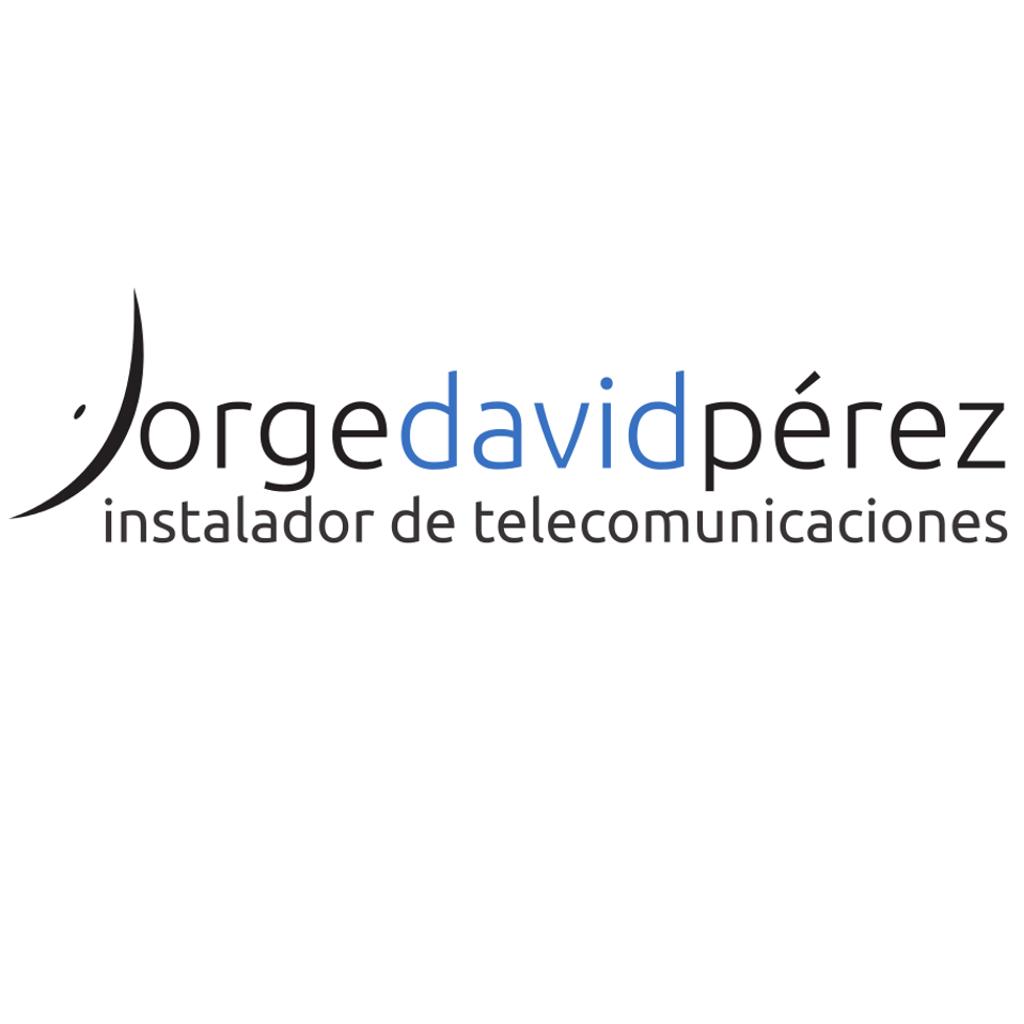 Jorge David Pérez,instalador De Telecomunicaciones